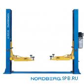 Подъемник двухстоечный 4,5 тонны Nordberg N4125-4,5T