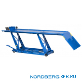 Подъемник для мотоциклов, г/п 450 кг Nordberg N4M1