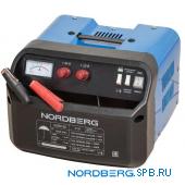 Устройство пускозарядное 12/24V макс ток 180A Nordberg WSB180