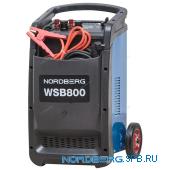 Устройство пускозарядное 12/24V макс ток 800A Nordberg WSB800