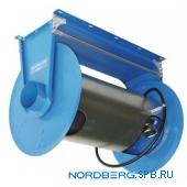 Катушка для сбора выхлопных газов под шланг D=100 мм, длина 10 м Nordberg H8100125