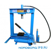 Пресс настольный, усилие 4 тонны Nordberg N3604L