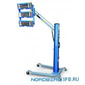Сушка инфракрасная коротковолновая, 3 элемента Nordberg IF-13