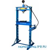 Пресс гидравлический, усилие 20 тонн Nordberg N3620L
