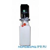 Гидростанция для двухстоечных подъемников Nordberg P2PL (380В)