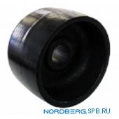 Колесо для подкатного домкрата Nordberg, D=83 мм
