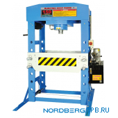 Пресс электрогидравлический, усилие 150 тонн Nordberg N36150Е