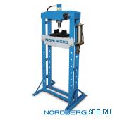 Пресс гидравлический, усилие 30 тонн Nordberg N3630