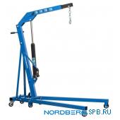 Кран гидравлический складной, 1 т Nordberg N3710