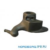 Наконечник шиномонтажного станка металл Nordberg 5004118 (5502123)