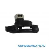 Наконечник шиномонтажного станка пластик, основ. металл Nordberg 6009425