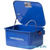 Установка для мойки деталей с электрическим насосом Nordberg NW20