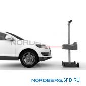 Установка проверки и регулировки света фар Nordberg NTF3