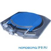 Поворотные платформы Nordberg TP2 для 4-х стоечного подъемника