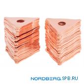 Звезда омедненная для сварки (50 шт.) Nordberg WSA-2