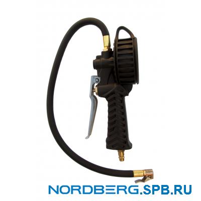 Пистолет для подкачки шин Nordberg Ti8