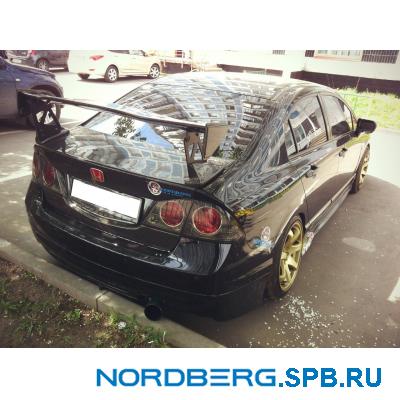 Наклейка Nordberg